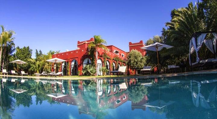 Palais El Miria in Marrakech, Morocco