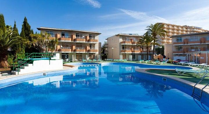 Blue Sea Gran Playa Apartments in Sa Coma, Majorca, Balearic Islands
