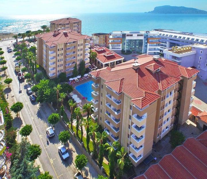 Hotel Saritas in Alanya, Antalya, Turkey