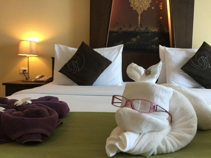 Golden Sea Pattaya Hotel Image 1