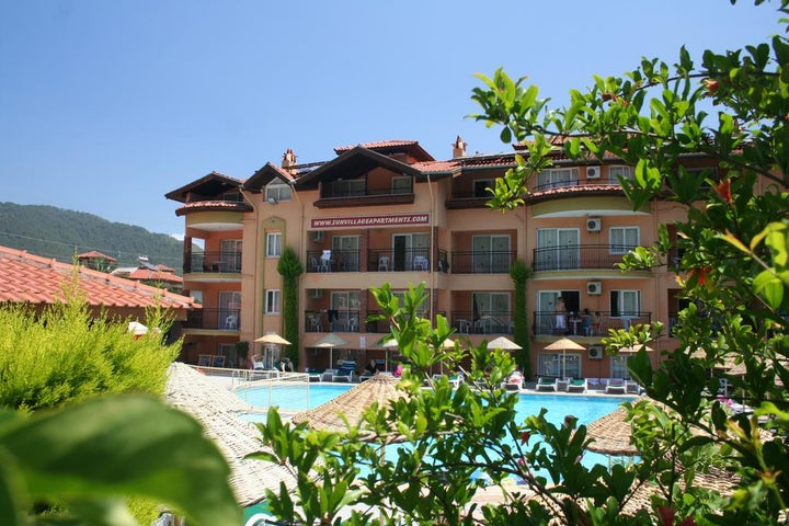 Club Sun Village in Icmeler, Dalaman, Turkey