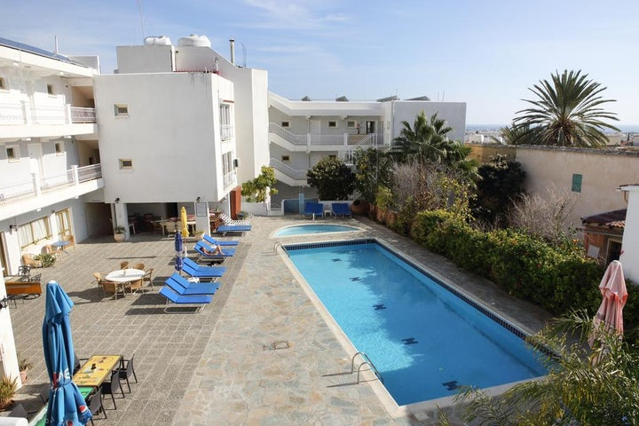 Antonis G Hotel Apartments Image 0