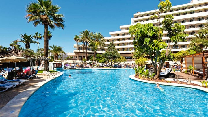 H10 Conquistador in Playa de las Americas, Tenerife, Canary Islands
