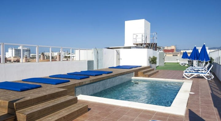 Marbel Hotel in C'an Pastilla, Majorca, Balearic Islands