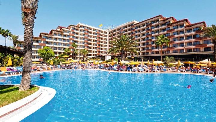Spring Hotel Bitacora in Playa de las Americas, Tenerife, Canary Islands