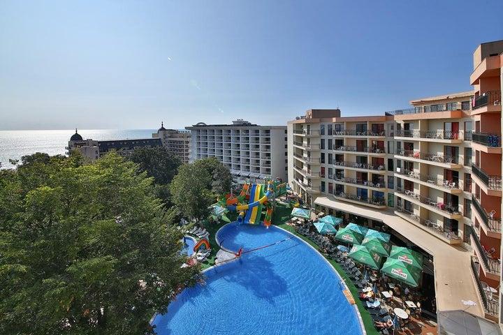 Prestige Hotel and Aquapark in Golden Sands, Bulgaria