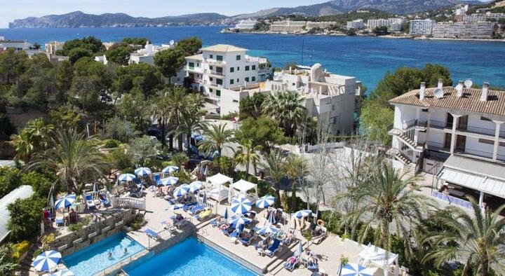 Bahia Del Sol Hotel in Santa Ponsa, Majorca, Balearic Islands