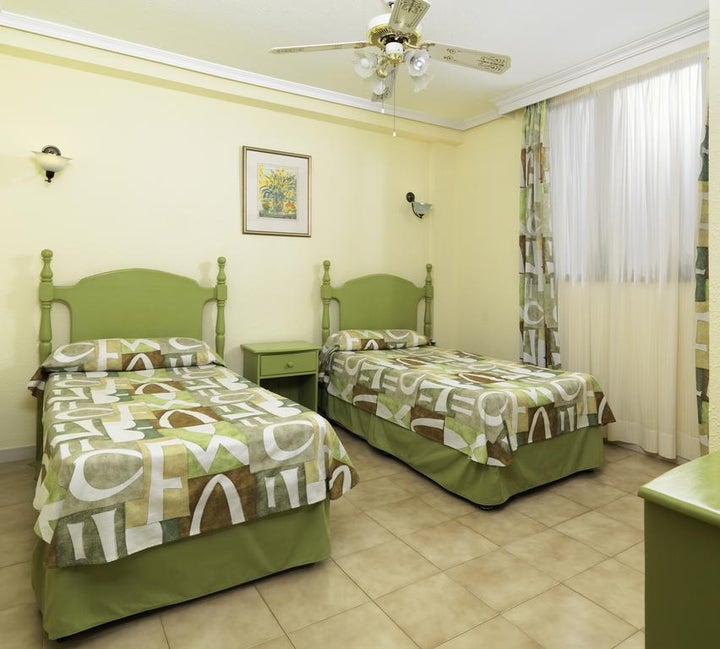 Paradise Court Aparthotel in Costa Adeje, Tenerife, Canary Islands