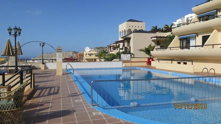 Roslara in Puerto Rico (GC), Gran Canaria, Canary Islands