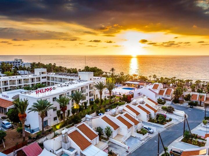 Helios Bay Hotel Apartments & Villas in Paphos, Cyprus