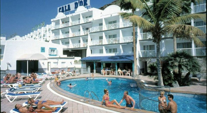 Cala D OR Apartments in Puerto Rico (GC), Gran Canaria, Canary Islands