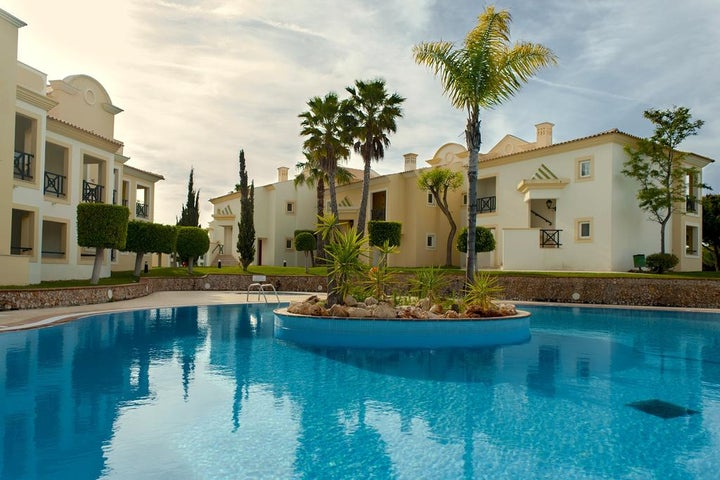 Adriana Beach Club Hotel Resort in Albufeira, Algarve, Portugal