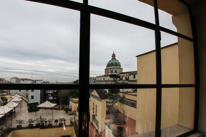 Grand Hotel Capodimonte Image 37