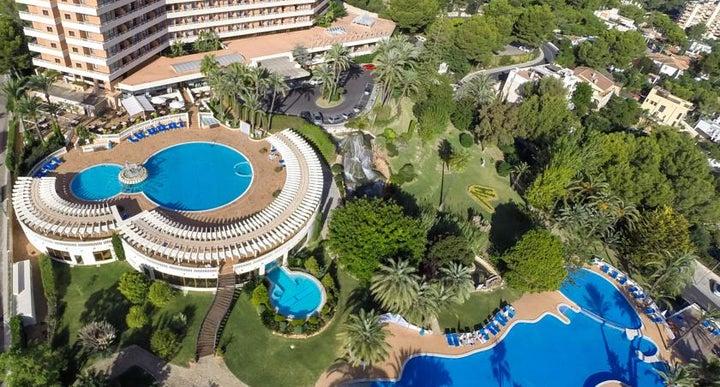 Hotel Valparaiso Palace Palma Majorca