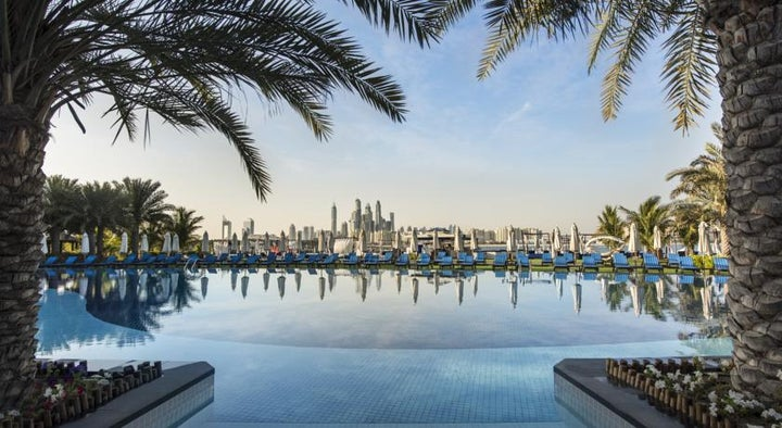 Rixos The Palm Hotel in The Palm Jumeirah, Dubai, United Arab Emirates