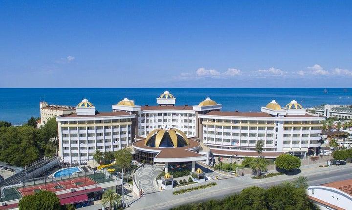 Side Alegria Hotel And Spa in Side, Antalya, Turkey