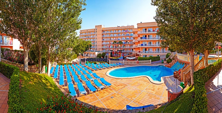 Sahara Nubia Gobi Bay (Annex Palma Bay Club Resort) in El Arenal, Majorca, Balearic Islands