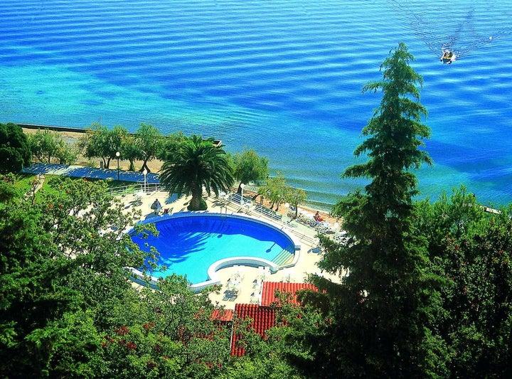 Hotel Osmine in Slano, Dubrovnik Riviera, Croatia