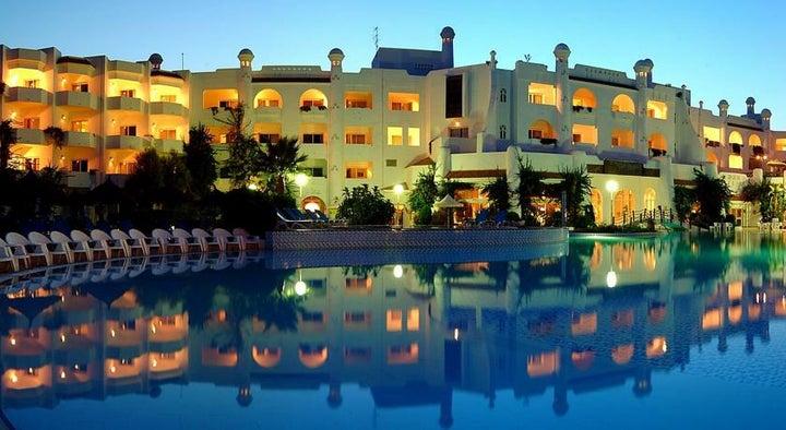 Hammamet Garden in Hammamet, Tunisia