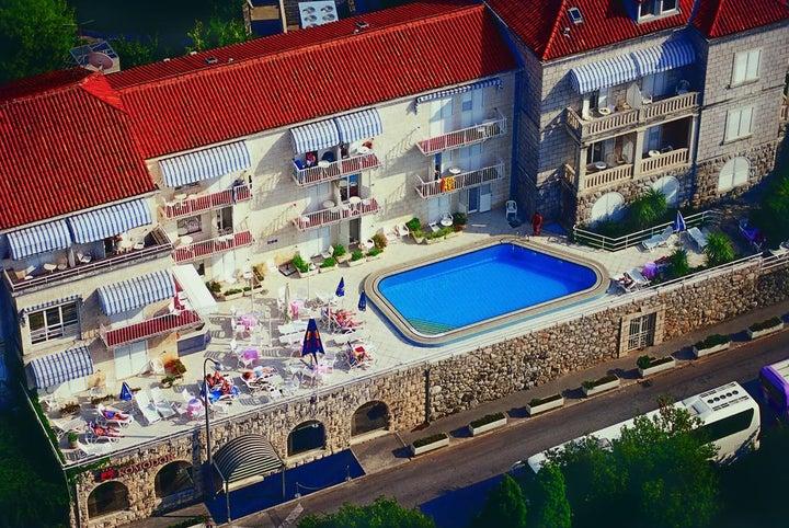 Hotel Komodor in Dubrovnik, Dubrovnik Riviera, Croatia