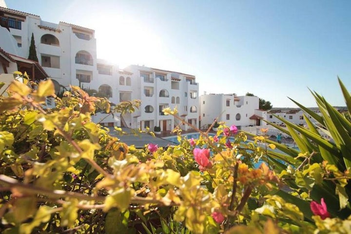 Holiday Park in Santa Ponsa, Majorca, Balearic Islands