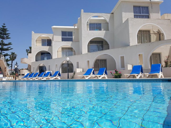 Pandream Hotel Apartments in Paphos, Cyprus