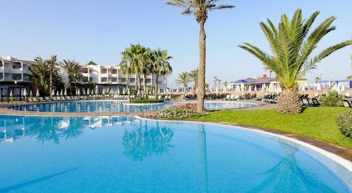 Iberostar Founty Beach Hotel in Agadir, Morocco