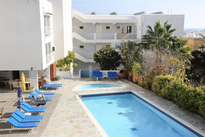 Antonis G Hotel Apartments Image 1