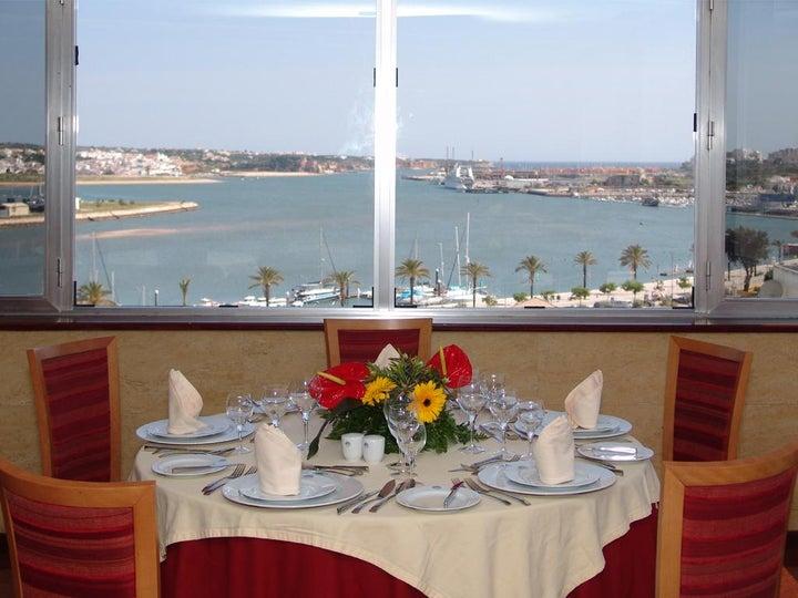 Globo Hotel in Portimao, Algarve, Portugal