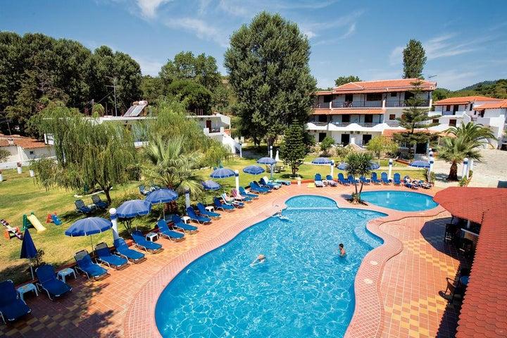 Beltsios Hotel in Troulos, Skiathos, Greek Islands