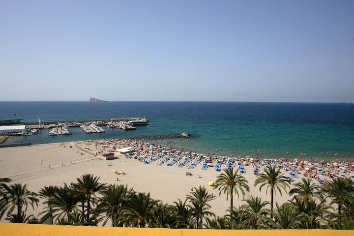 Esmeralda Beach Hotel in Benidorm, Costa Blanca, Spain
