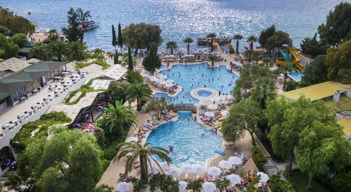 LABRANDA TMT Bodrum Resort in Bodrum, Aegean Coast, Turkey