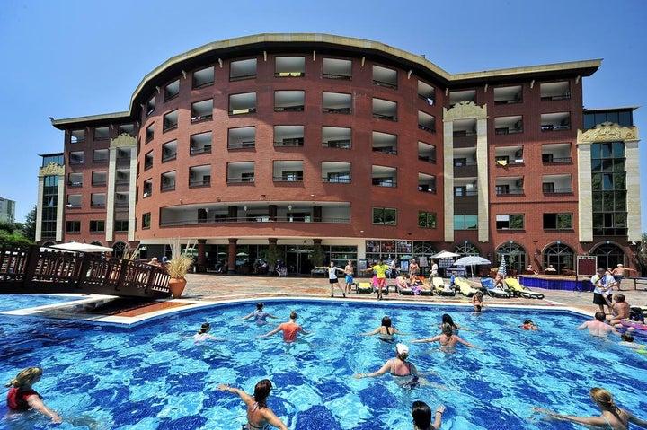 Club Konakli Family Resort & Spa in Konakli, Antalya, Turkey