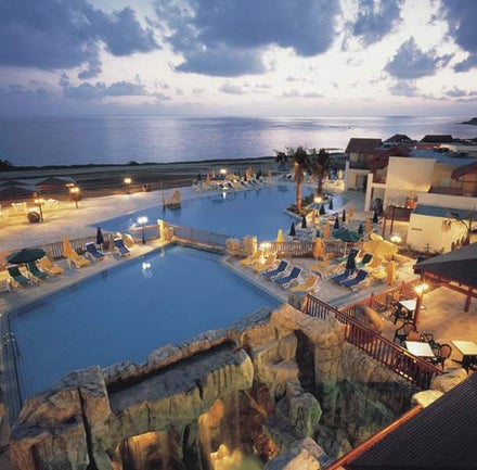 Aquasol Holiday Village in Paphos, Cyprus