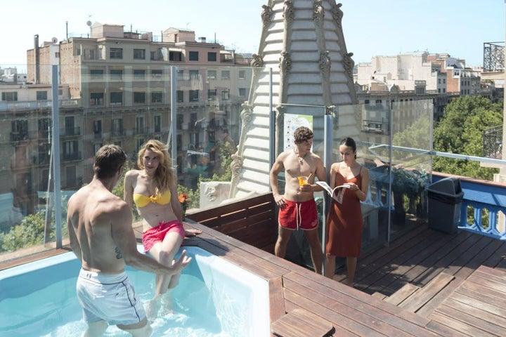 Urbany Bcngo in Barcelona, Costa Brava, Spain