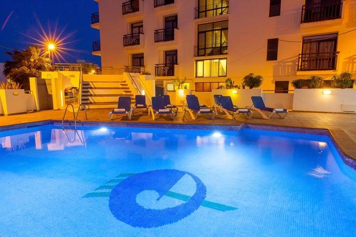 Galera Hotel in San Antonio, Ibiza, Balearic Islands