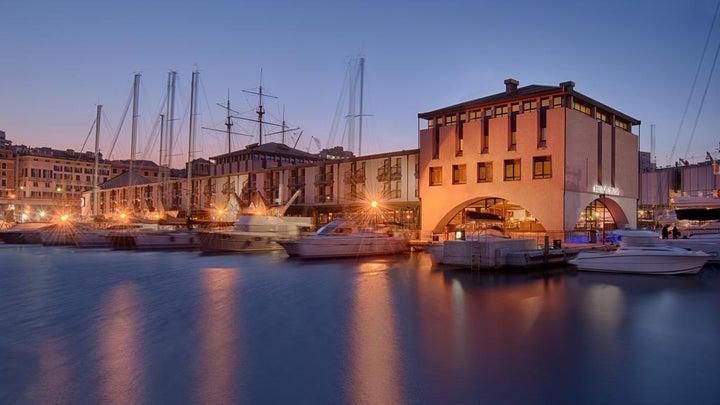NH Collection Genova Marina in Genoa, Liguria, Italy
