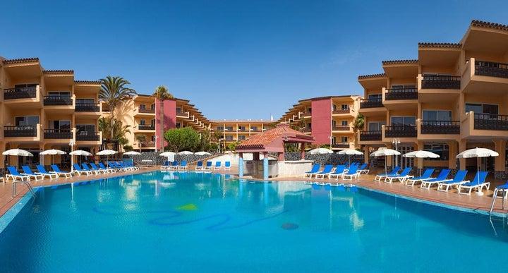 Marino Tenerife Hotel In Costa Del Silencio Canary Islands