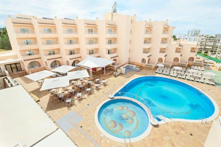 Azuline Rosamar Aparthotel in San Antonio, Ibiza, Balearic Islands