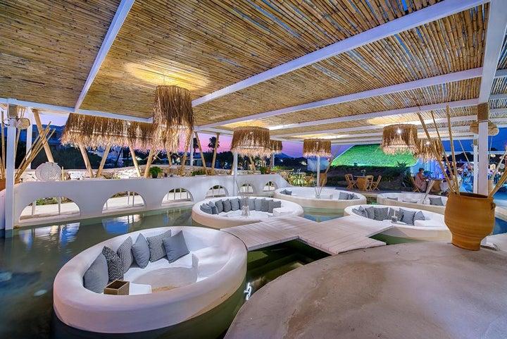 Kouros Exclusive Hotel in Faliraki, Rhodes, Greek Islands