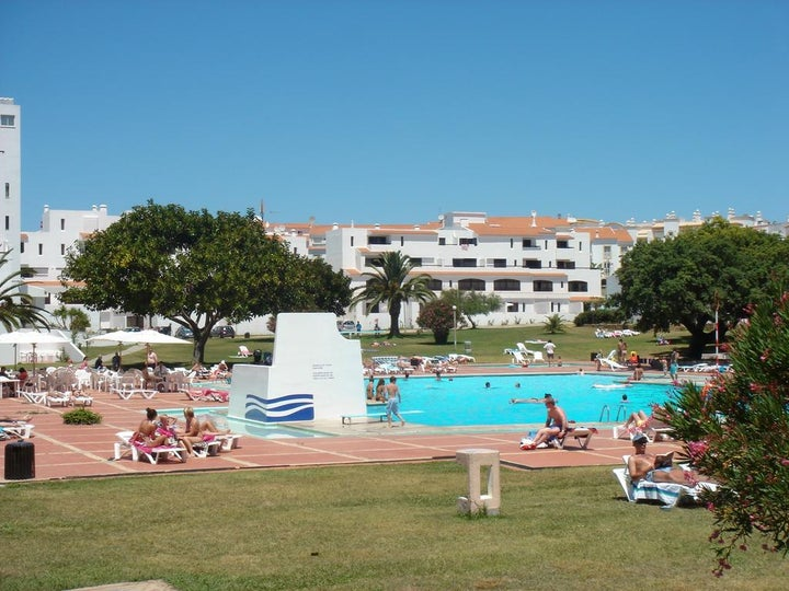 Vilanova Resort in Albufeira, Algarve, Portugal