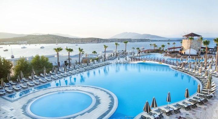 WOW Bodrum Resort in Gumbet, Aegean Coast, Turkey