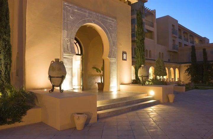 Alhambra Thalasso in Hammamet, Tunisia