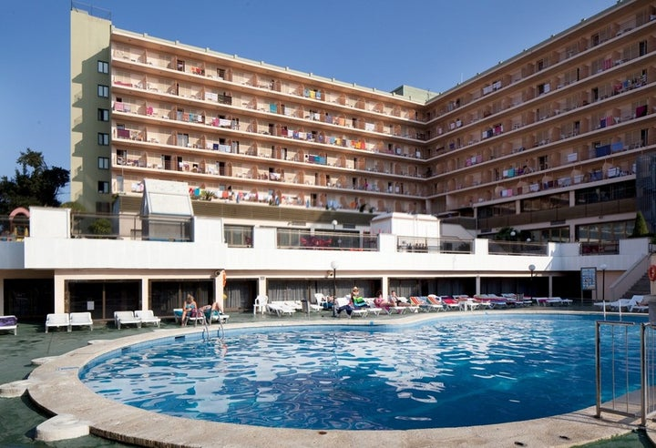 H.TOP Gran Casino Royal Hotel in Lloret de Mar, Costa Brava, Spain