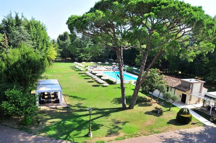 Park Hotel Villa Giustinian in Mira, Venetian Riviera, Italy