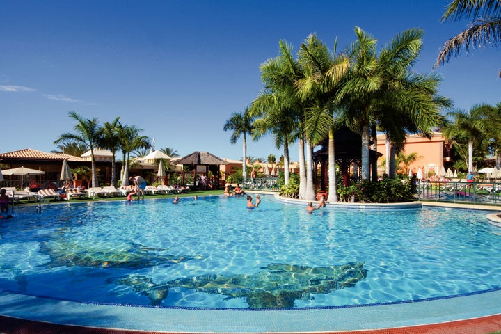 Green Garden Resort & Suites in Playa de las Americas, Tenerife, Canary Islands