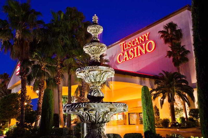 Tuscany Suites & Casino in Las Vegas, Nevada, USA
