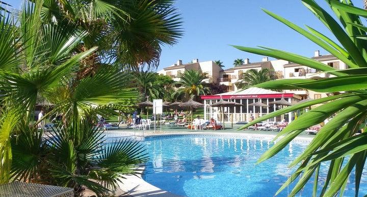 Albir Garden Aqua Park Hotel Benidorm