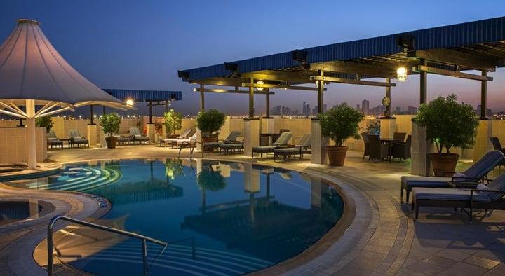 Grand Excelsior Hotel Deira (ex. Sheraton Deira Hotel) in Deira, Dubai, United Arab Emirates