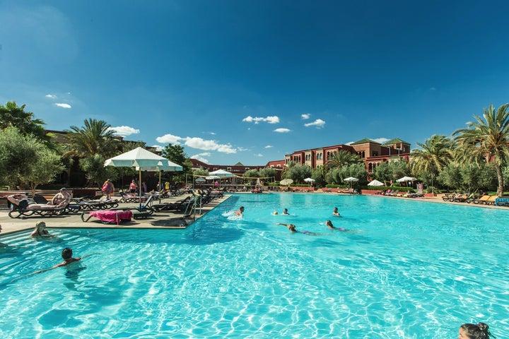 Eden Andalou Aquapark & Spa in Marrakech, Morocco